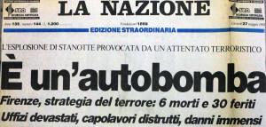 LA NAZIONE 27 MAGGIO 1993