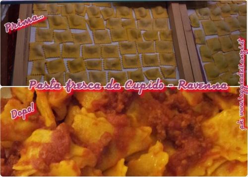 Pasta fresca da Cupido - Ravenna