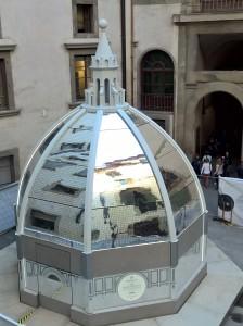 I -Dome nel Cortile della Dogana di Palazzo Vecchio