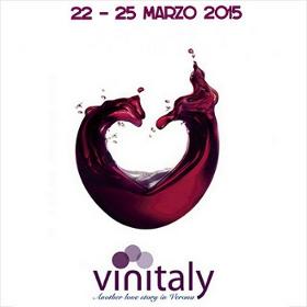 Vinitaly 2015 dal 22 al 25 marzo a Verona